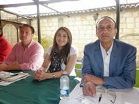 Grupo de apoyo de Juan Carlos Nemocón se reunió  con Álvaro Cruz