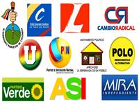 Partidos y movimientos políticos presentaron sus candidatos a concejo y alcaldía