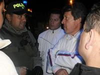 Fernando Ramírez visitó la zona rosa del municipio de Soacha