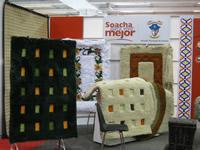 36 unidades productivas representan a Soacha en la Feria de las Colonias