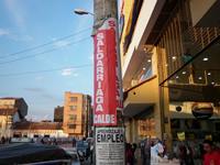 Campaña de Saldadrriaga no atendió llamado por violación a las normas de publicidad