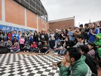 El próximo sábado se presentará en Soacha el proyecto 'Los Jóvenes tienen  la palabra'