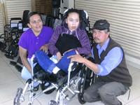Gobernación de Cundinamarca y Secretaría de Desarrollo Social entregaron ayudas técnicas a la población discapacitada