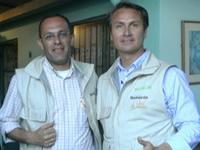 Ex Alcalde Carlos Arturo Bello adhiere a la campaña de Juan Carlos Nemocón
