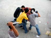Niños delincuentes amenazan la tranquilidad en Compartir