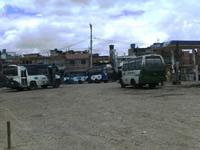Habitantes de Llanos de Soacha se oponen a la reubicación del terminal de Ciudad Latina en su barrio