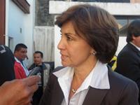 Intensa campaña enfrenta la candidata a la alcaldía Betty Zorro