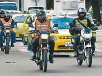 Se aplaza salida de circulación de motos de dos tiempos en Bogotá