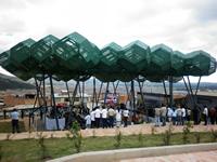 Se entregó en Cazuca el polideportivo 'Bosques de la Esperanza'