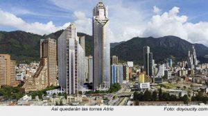 Torres-Atrio-Bogotá
