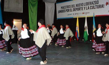 Entrega de incentivos económicos a artistas, creadores y gestores culturales en Cundinamarca