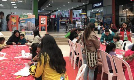Vuelve el 'Rincón del conocimiento' a Mercurio Centro Comercial