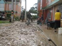 Acabar con las inundaciones causadas por el río Soacha: Compromiso de Juan Carlos Nemocón en su visita al Silo