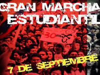 Soacha adhiere a la 'Gran Marcha Nacional por la Defensa de la Educación Pública'