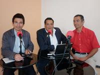 Fidel Torres y Carlos Giraldo hablaron en Sonido Público