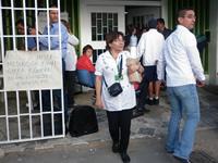 Protesta de la salud no afecta atención en el Hospital MGY de Soacha