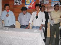 Fernando Ramírez quiere fortalecer el tema de la unidad