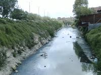 Canal Río Claro es una amenaza en la nueva temporada invernal, advierten habitantes de la comuna tres