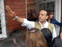 Un Plan Piloto de Seguridad quiere implementar Álvaro Cruz en Cundinamarca