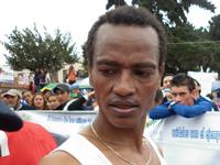 El Etíope Bado Wuorku  ganó la XX Carrera Atlética Ciudad de Soacha