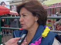 Betty Zorro  anunció apelación a resultado que le anula más de 40 mil firmas