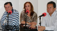 Liliana Pinilla, 'Luis Javier' y Fernando Cantor buscan un concejo renovado para Soacha