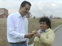 Juan Carlos Saldarriaga llegó a refrescar la política en Soacha