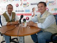 Juan Carlos Nemocón y Álvaro Cruz hablaron de Educación y Movilidad en Soacha