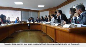 reunión-Ministra-educación-con-alcalde-soacha