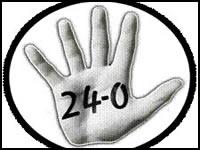 24-0 es una apuesta por la construcción de la paz en Colombia    y el respeto absoluto por la vida