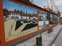 Madrid plasma su historia en 28 murales