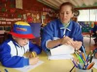 Hoy es el Premio Compartir al Maestro, Regional Cundinamarca