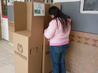 Puesto de votación de Julio Rincón se traslada al salón comunal de Cazucá