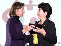 Una rectora y tres docentes recibieron el Premio Compartir al Maestro
