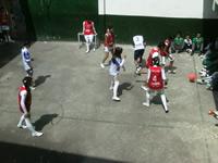 Arrancó el torneo 'Golombiao' en la comuna cinco