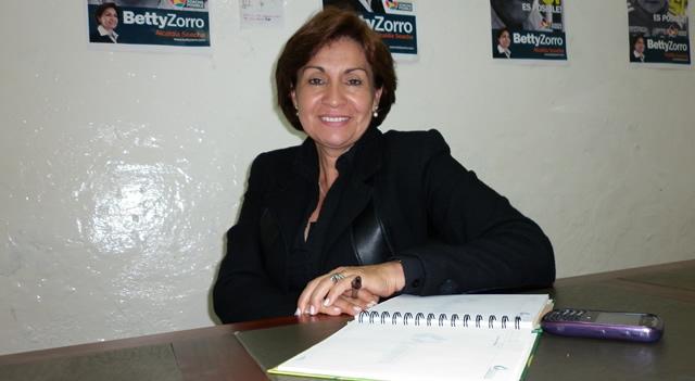 Betty Zorro 'entuteló' al Consejo Nacional Electoral