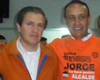 Afrovides adhirió a la campaña de Álvaro Cruz