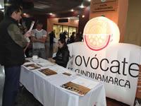 Provócate de Cundinamarca presente en la VI Feria de gastronomía Corferias 2011