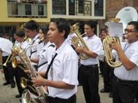 Dotación musical para los municipios