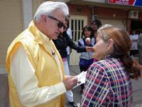 Transparencia, oportunidades y un gobierno sin maquinarias promete Everth Bustamante en Cundinamarca