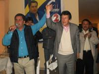 Concejales  conservadores con Fernando Ramírez