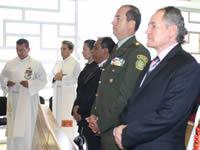 Se inauguró  Capilla del Comando de Policía de Soacha