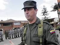 1800 policías cuidarán las elecciones en Cundinamarca