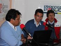 Juan Carlos Saldarriaga, Fernando Ramírez y Luis Alfredo Chía hablaron de Movilidad, seguridad y vivienda