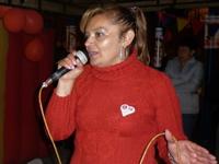 Mireya Ramos reitera  su compromiso frente a los comunales