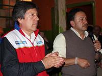 Familia Periquista respalda a Fernando Ramírez