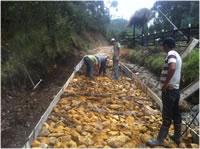 $236 millones de Colombia humanitaria para construir placa-huella en Valle del Abra