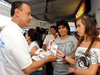 Así plantea Álvaro Cruz la 'Reconstrucción de Cundinamarca'