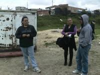 Denuncian presunta invasión en el barrio San Nicolás