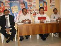 Transportadores de Soacha respaldan la candidatura a la alcaldía de Fernando Ramírez